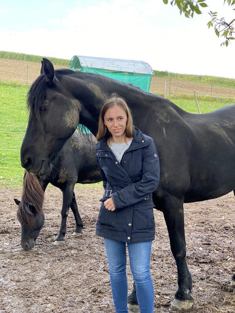 Madlen Pferdegestützter Coach